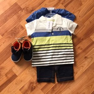 NWT Baby Boy Outfit